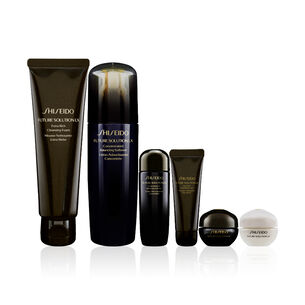 Extra Rich Cleansing Foam E & Concentrated Balancing Softener E Set (Worth HK$2,200),