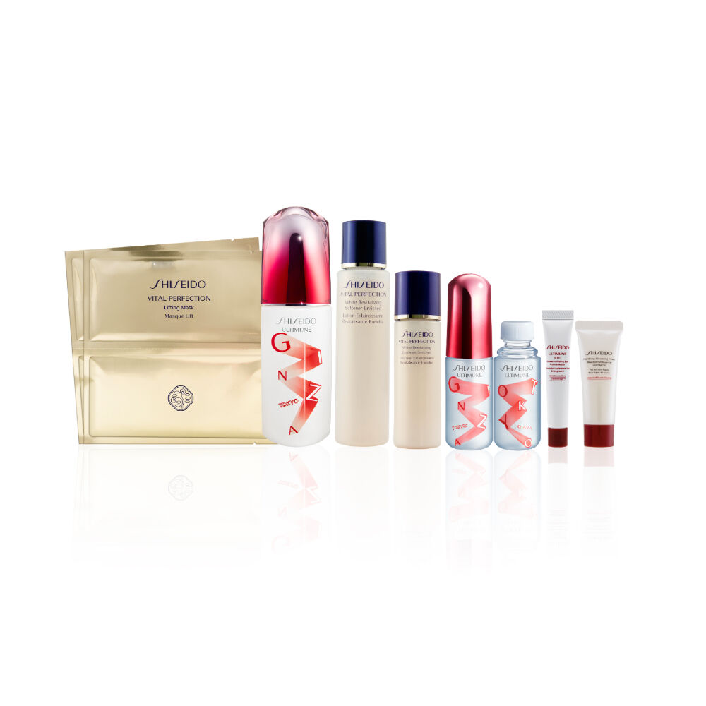 Power Infusing Concentrate & Defense Refresh Mist Limited Edition Set (Worth HK$2,650),