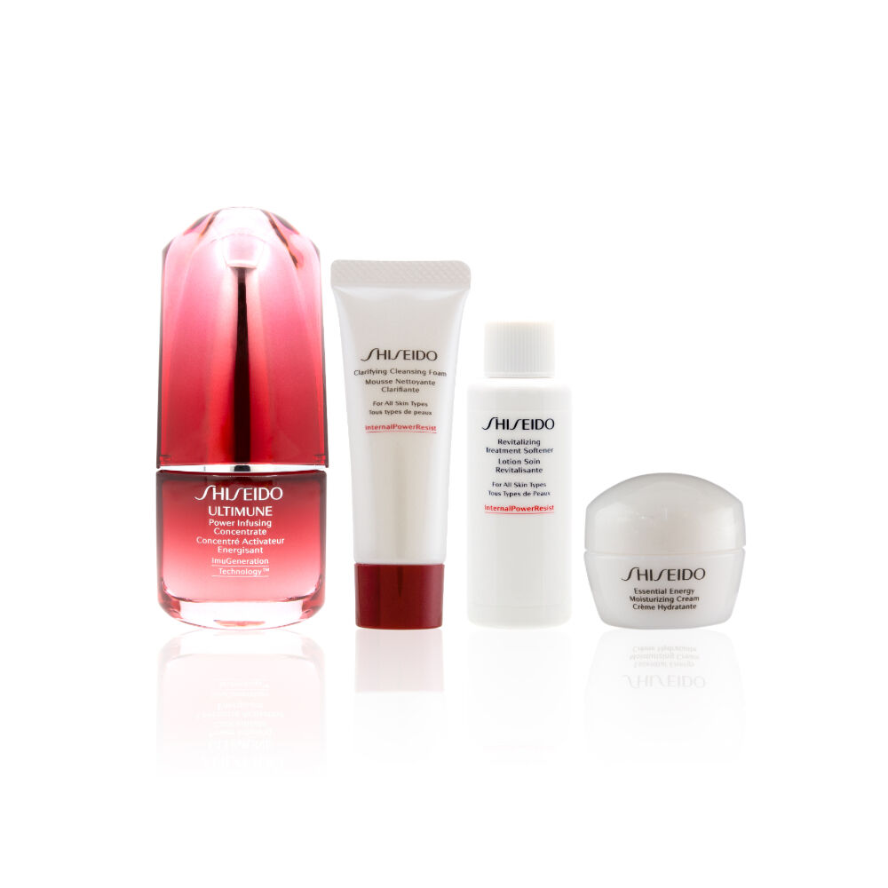 Power Infusing Concentrate Experience Kit (Worth HK$560),