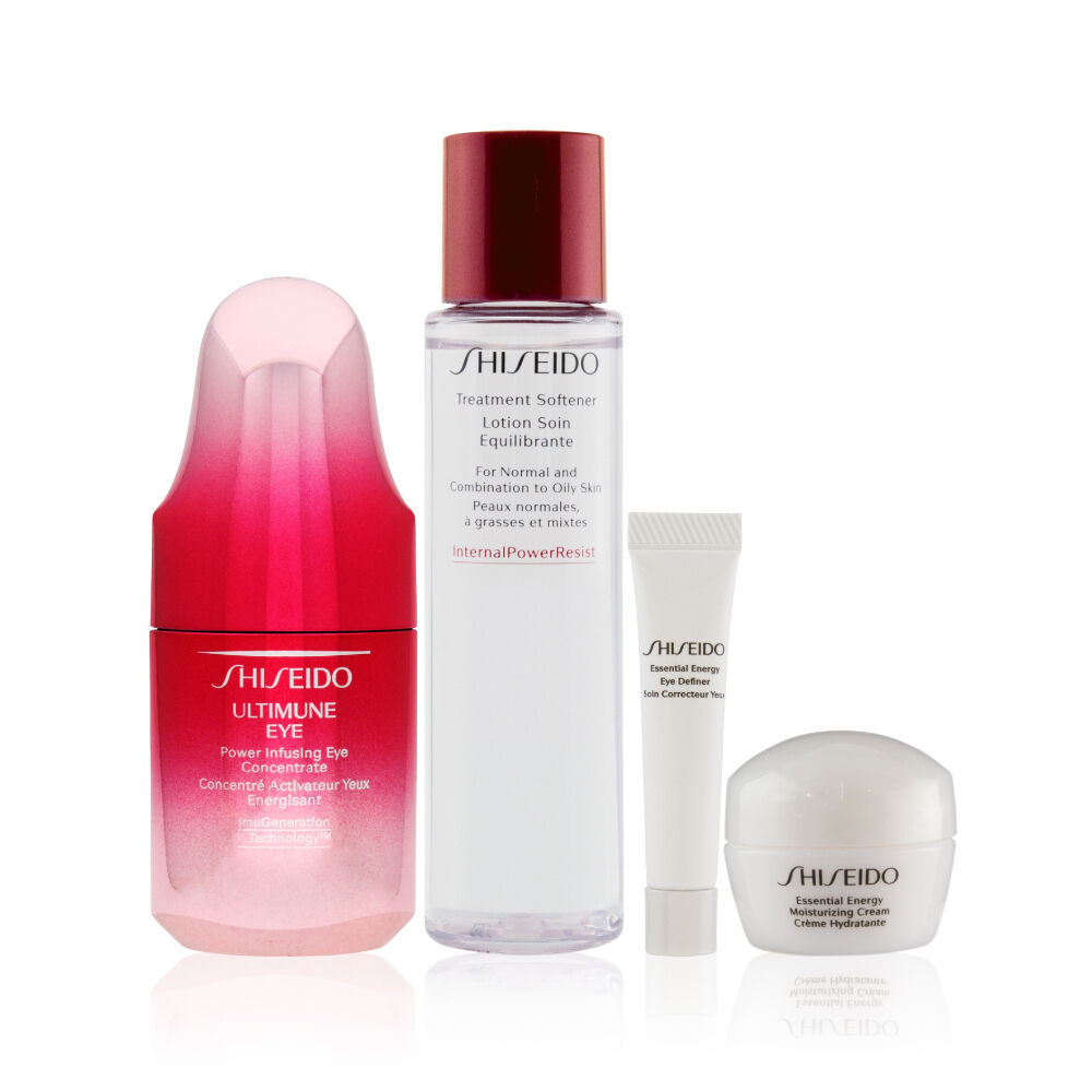 Eye Power Infusing Eye Concentrate Set (Worth HK$960),