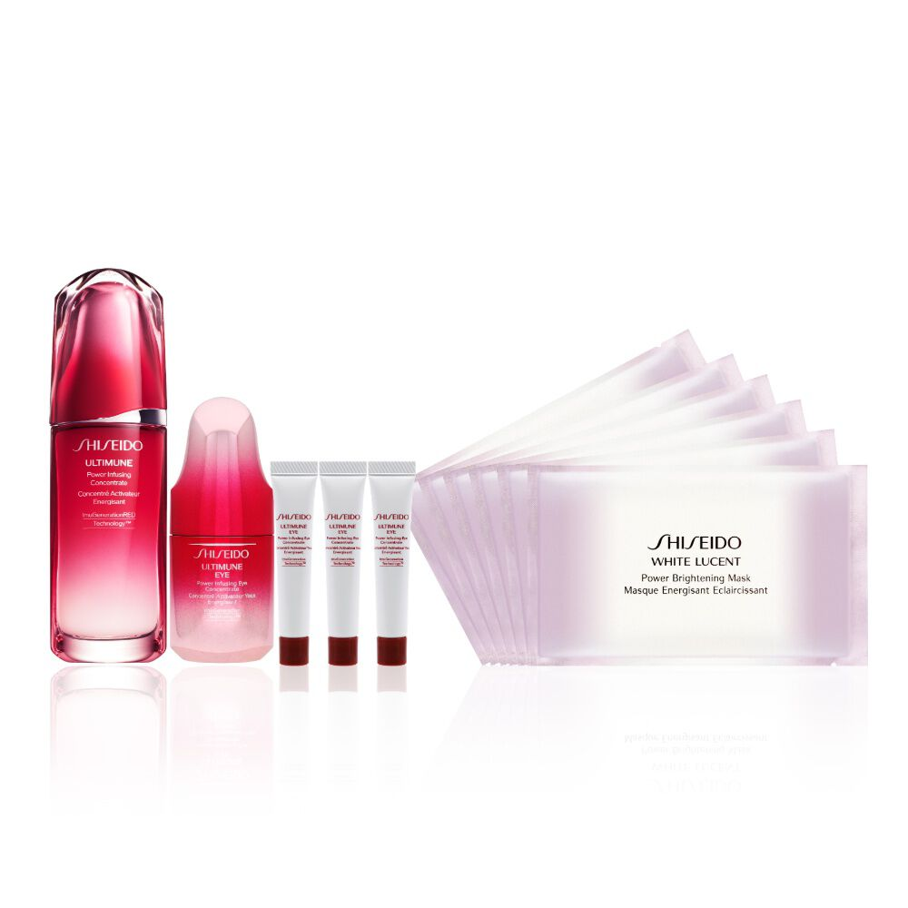 Power Infusing Concentrate 75ml and Eye Concentrate Set (Worth HK$2,750),