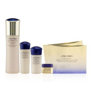 White Revitalizing Emulsion Set (Worth HK$1,310),