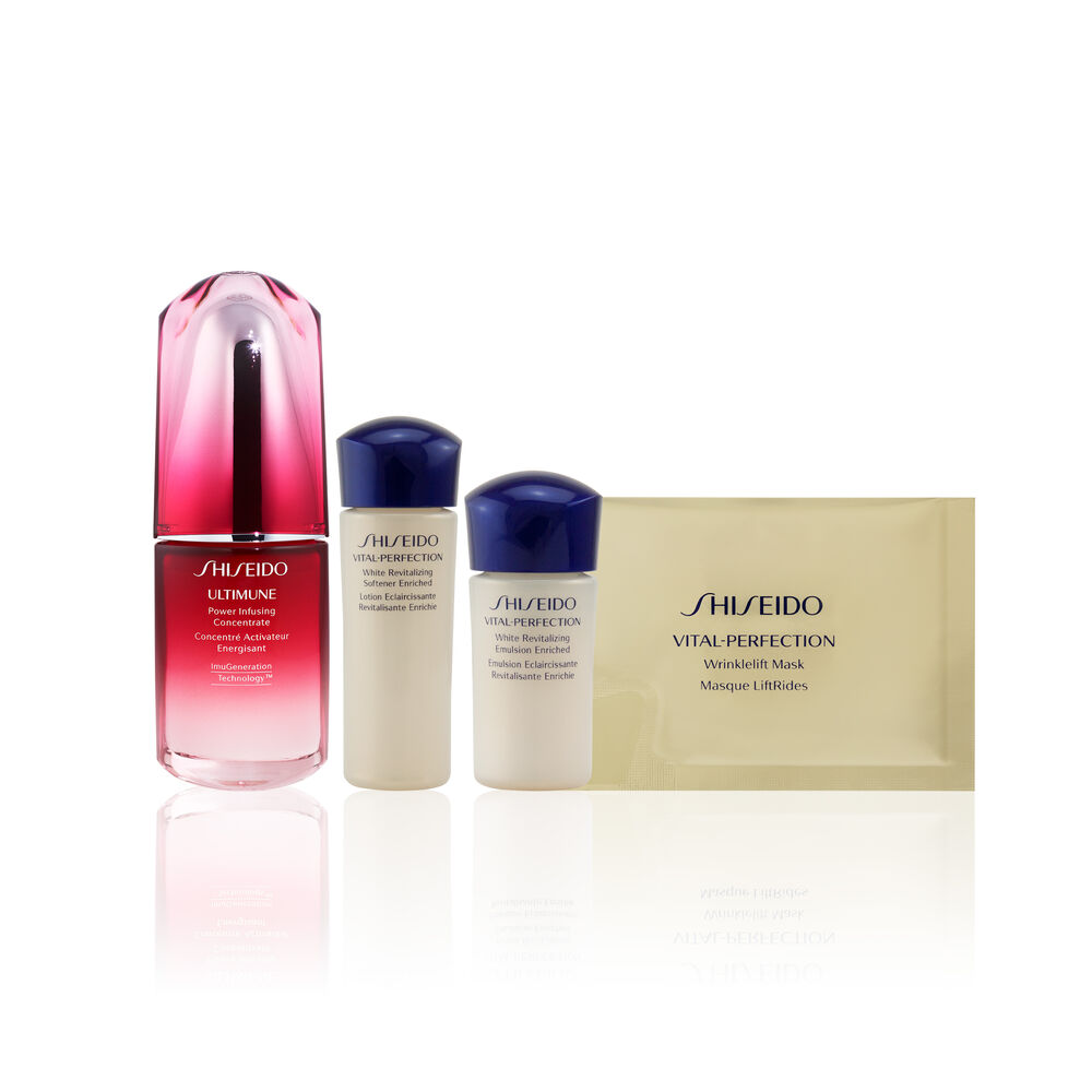Power Infusing Concentrate Trial Set (Worth HK$890),