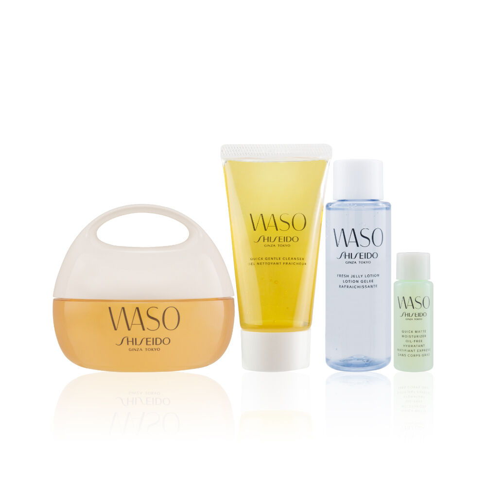 Clear Mega-Hydrating Cream Set (Worth HK$460),