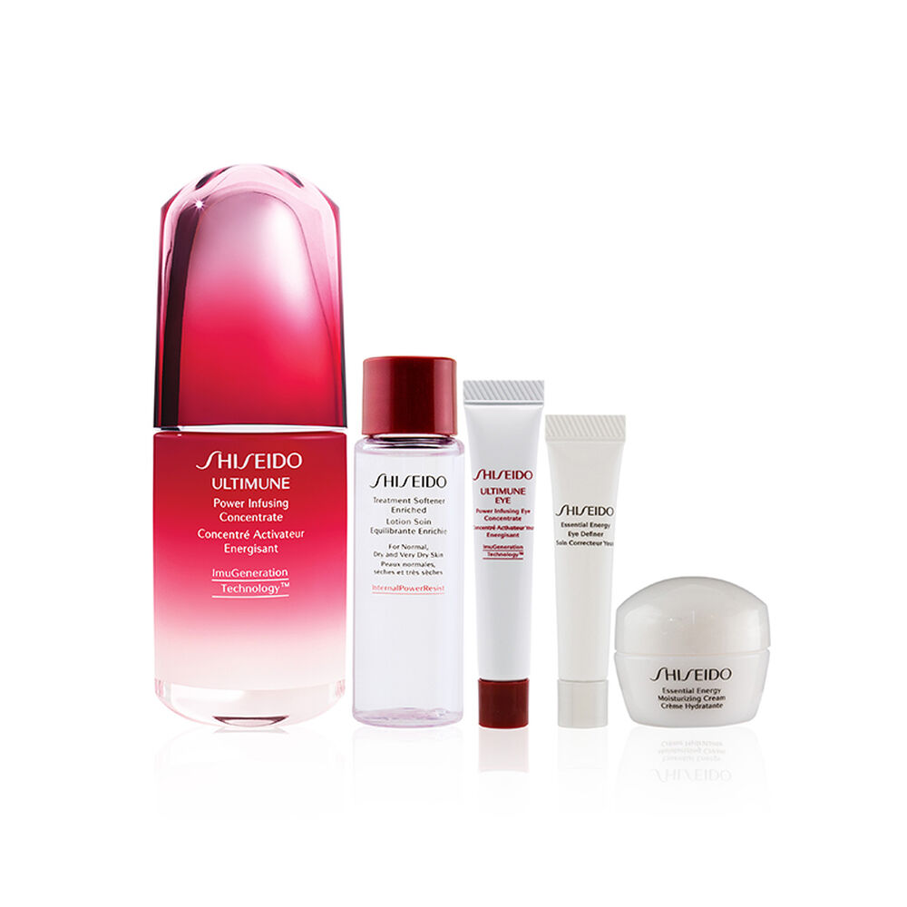 Power Infusing Concentrate Set,