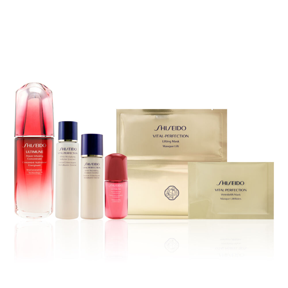 Power Infusing Concentrate Set (Worth HK$2,030),