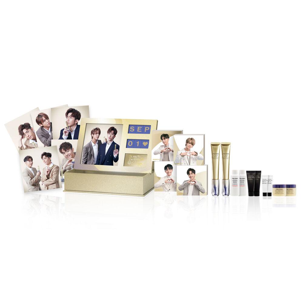 限定別注重點抗皺亮白修護乳霜雙組合及桌曆組合套裝 (總值 HK$3,110),