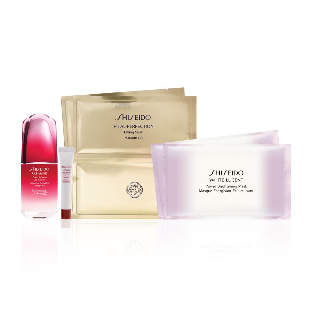 Power Infusing Concentrate 50ml and Selected Mask Set (Worth HK$1,480),