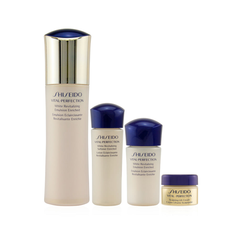White Revitalizing Emulsion Enriched Set (Worth HK$1,220),