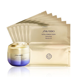 Uplifting and Firming Cream Enriched Set (Worth HK$1,930),