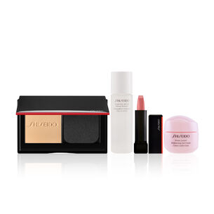 Synchro Skin Self-Refreshing Custom Finish Powder Foundation Set (Worth HK$840), 130