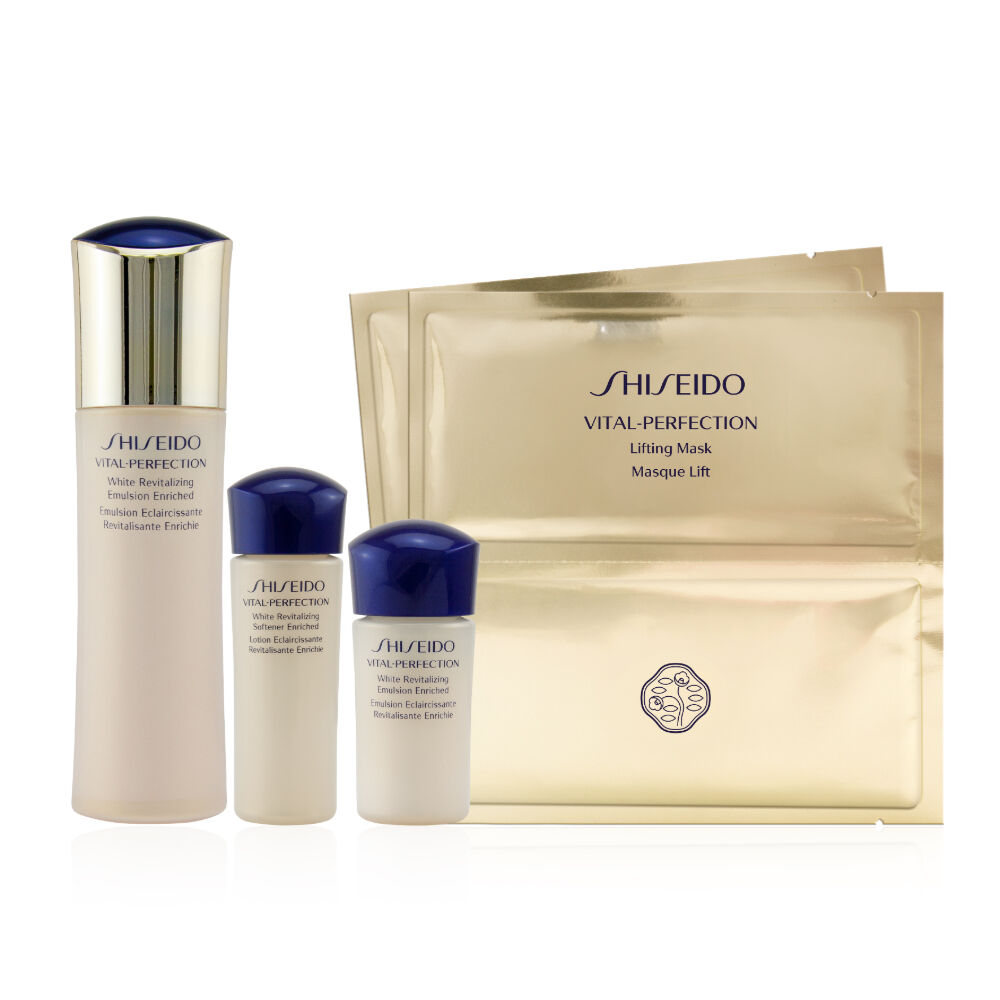 White Revitalizing Emulsion Enriched Set (Worth HK$1,300),