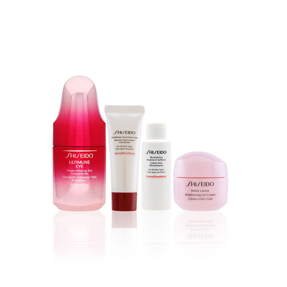 Power Infusing Eye Concentrate Set,