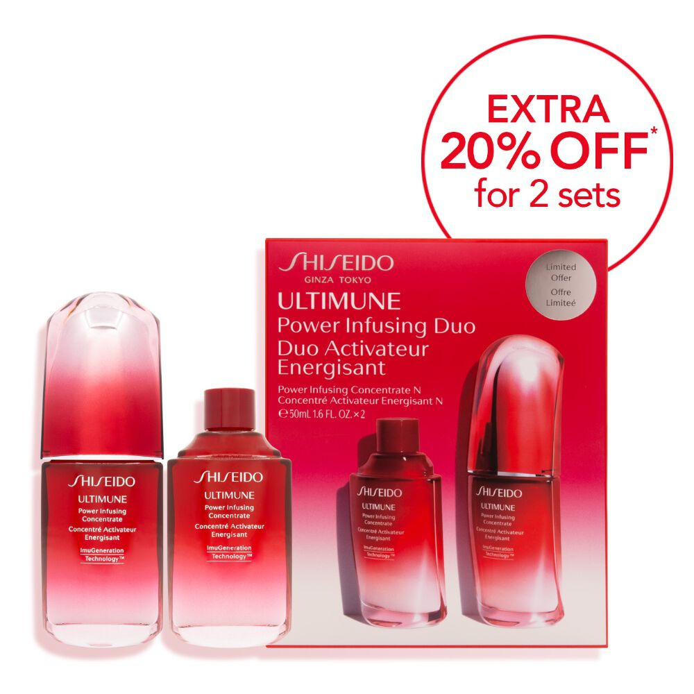 Power Infusing Concentrate 50ml 1+1 Duo Set,